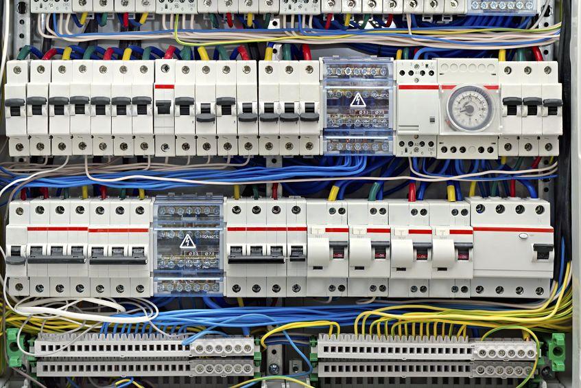Main Electrical Panel Wiring - Merzie.net