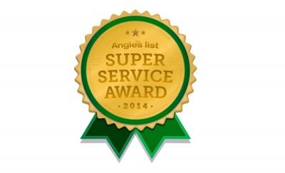 Tim Kyle Electric Earns Esteemed 2014 Angie's List Super Service Award - Tim Kyle