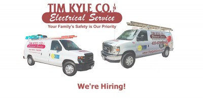 Tim Kyle Electric is Hiring! - Tim Kyle