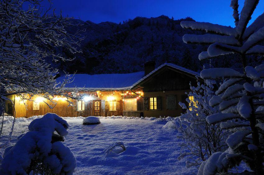 Landscape Lighting to Brighten Your Winter - Tim Kyle