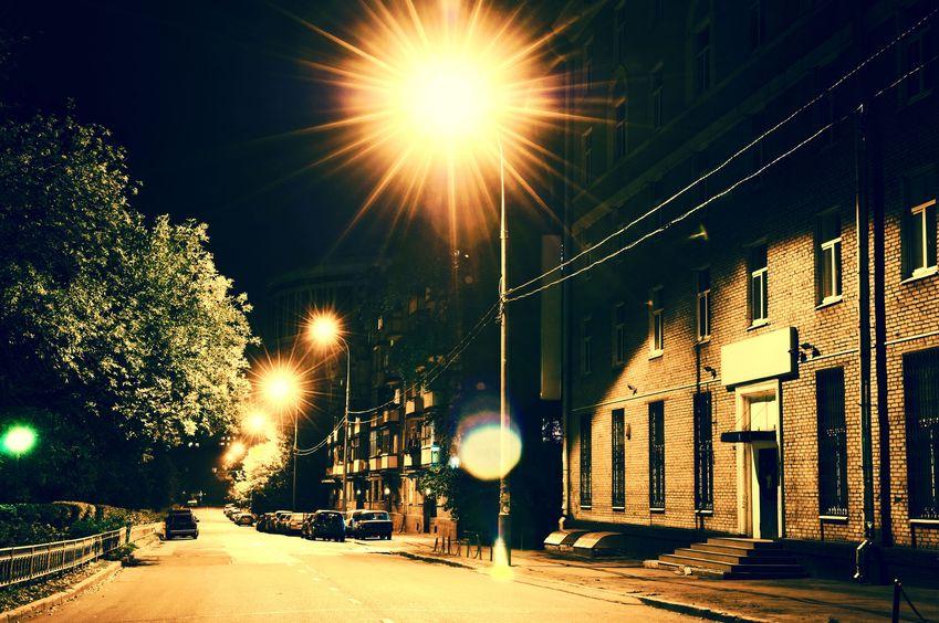 Unsafe Lighting Causes Concern in Atlantic City - Tim Kyle