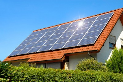 Save Energy and Water with Solar Panels - Tim Kyle