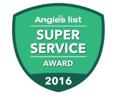 Super Service Award - Tim Kyle Electric