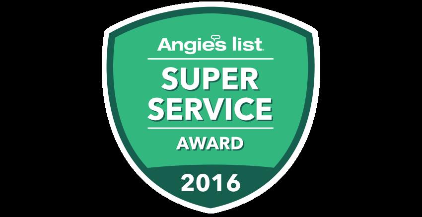Tim Kyle Electric Earns Esteemed 2016 Angie's List Super Service Award
