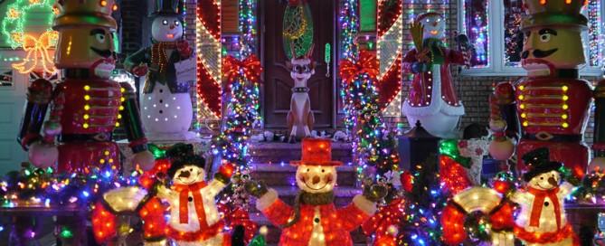Holiday Lighting - Tim Kyle Electric