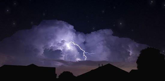 Lightning Arrestor - Tim Kyle Electric