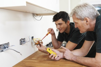 residential electrical services in Baltimore County - Tim Kyle Electric