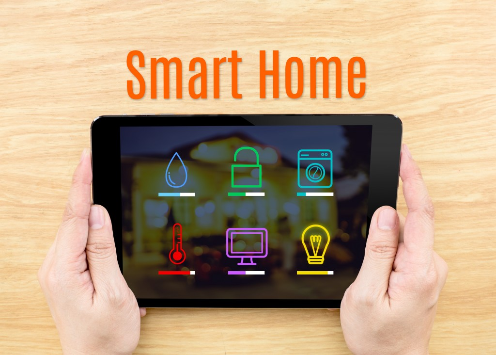 smart home devices - Tim Kyle