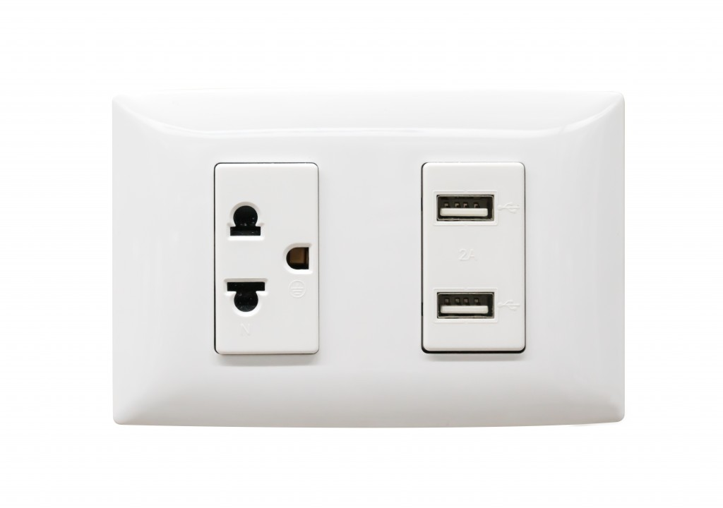 usb outlets - Tim Kyle