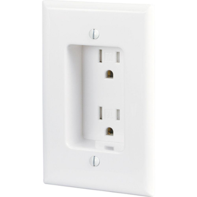 recessed outlets - Tim Kyle