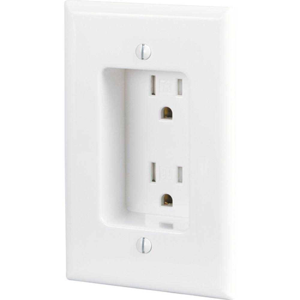 Recessed Outlets  A New Option