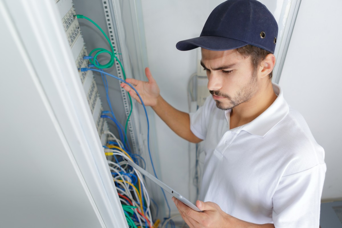 electrical inspection - Tim Kyle