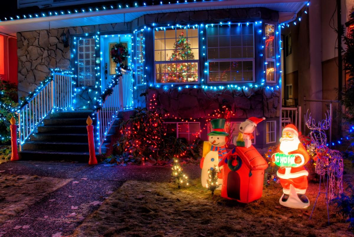 christmas lighting safety - Tim Kyle