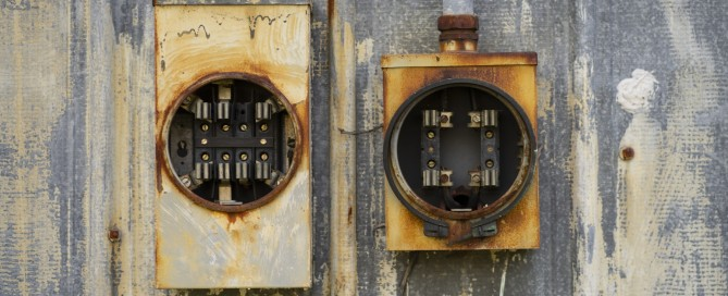 electrical issues in older homes - Tim Kyle