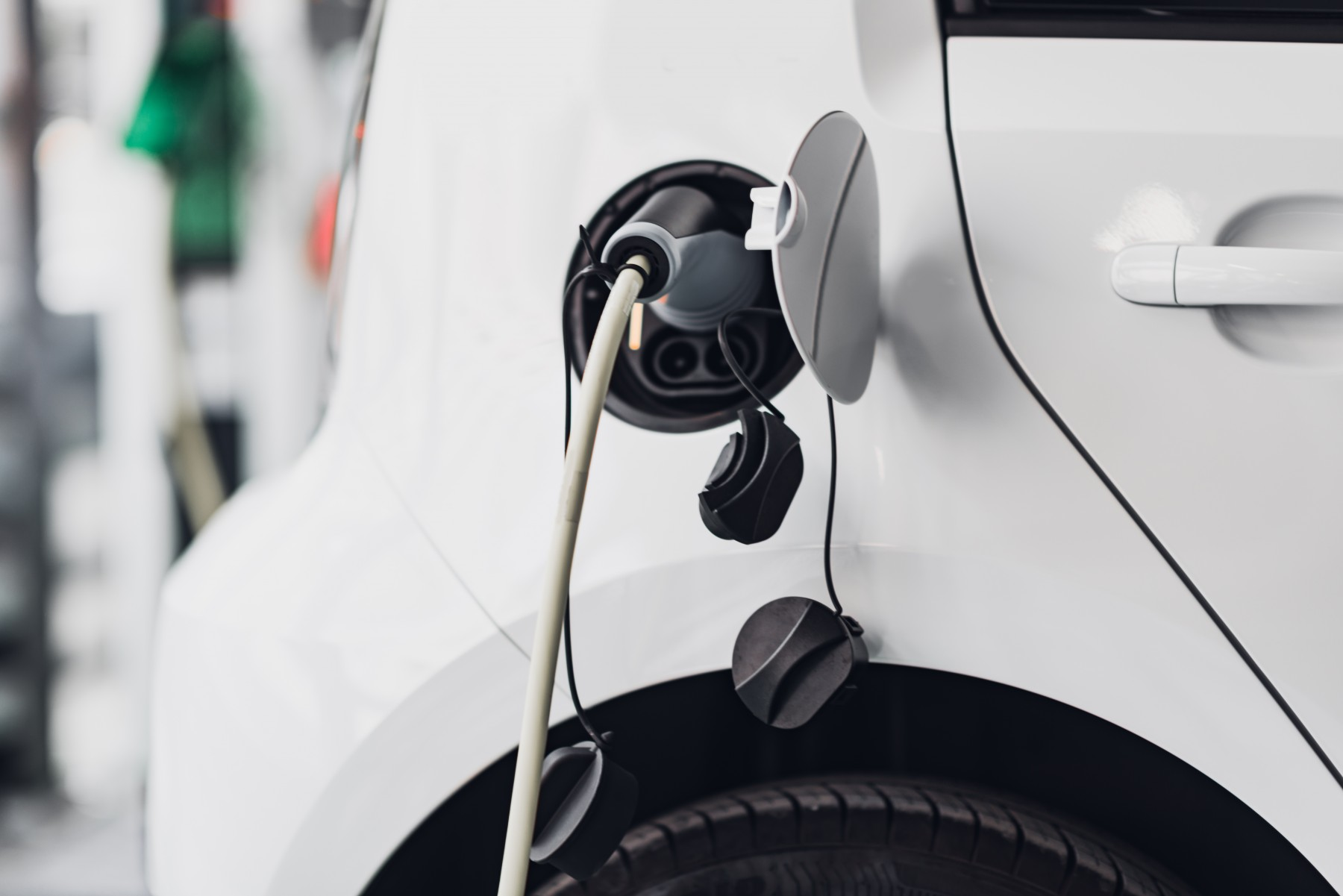 electric vehicle charger - Tim Kyle