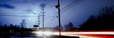 power outage - Tim Kyle