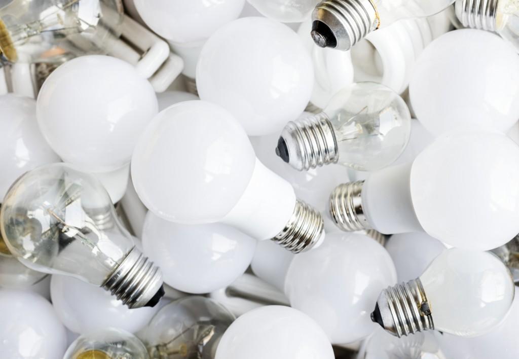 light bulbs - Tim Kyle