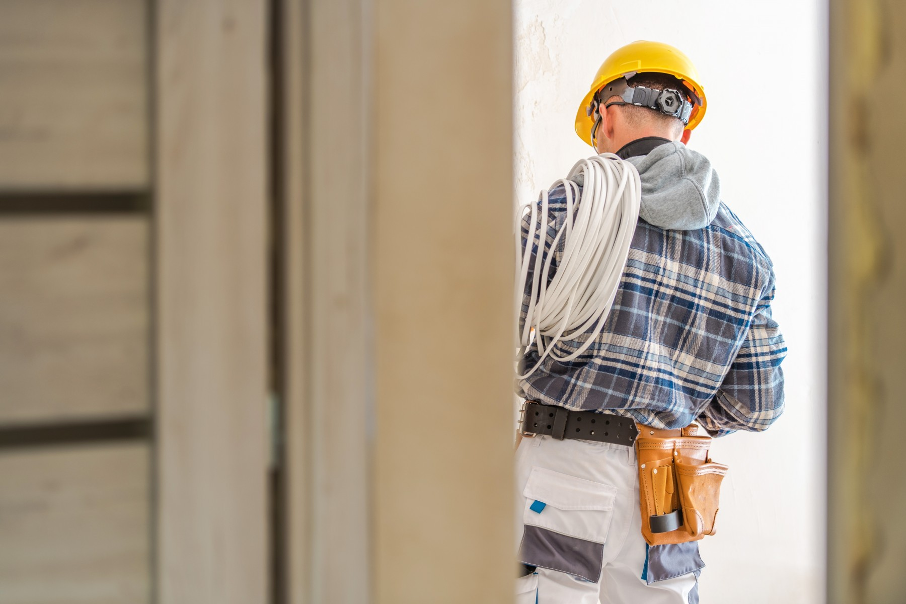 Commercial, Industrial, and Residential Electricians, Oh My