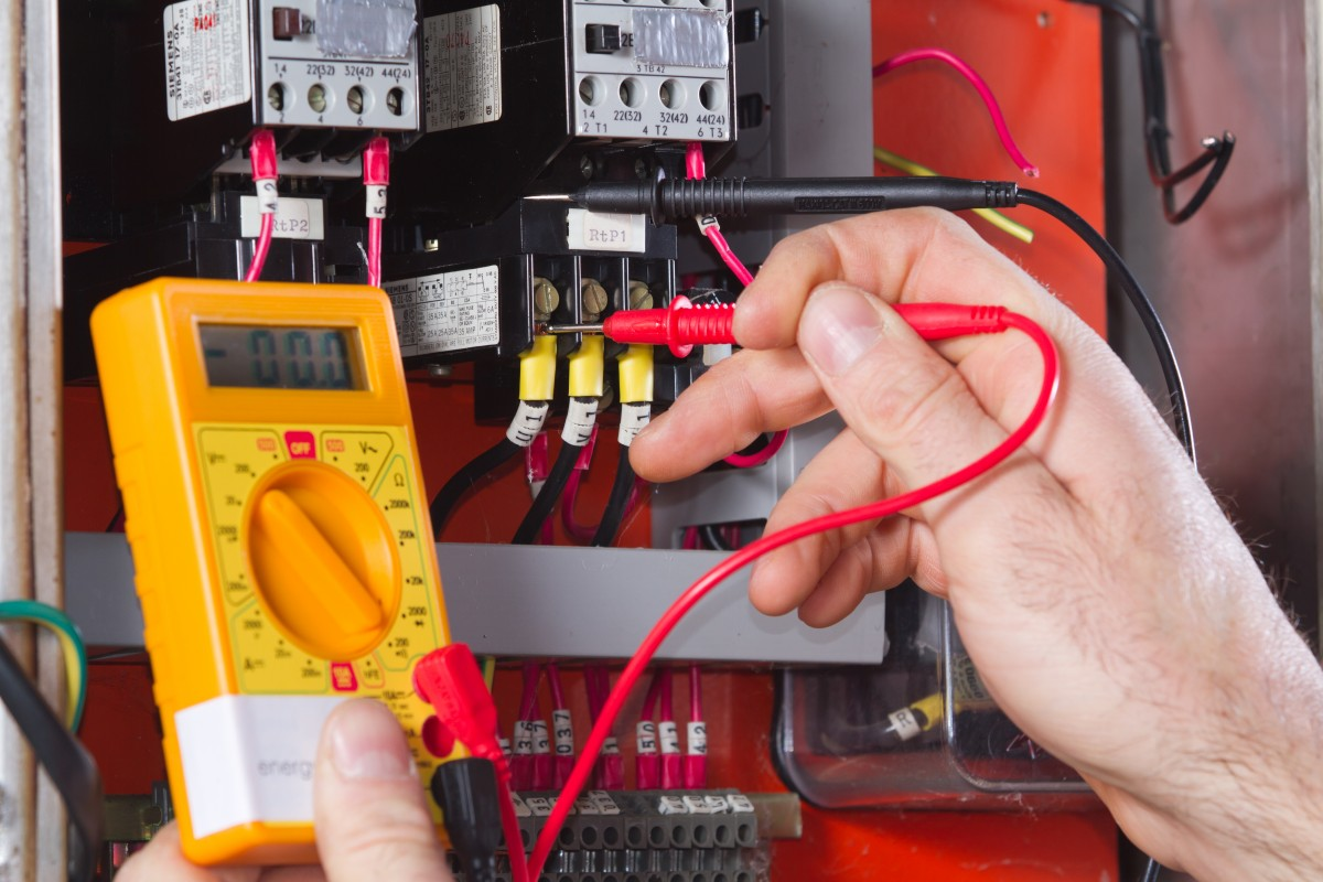 electrical panel replacement - Tim Kyle