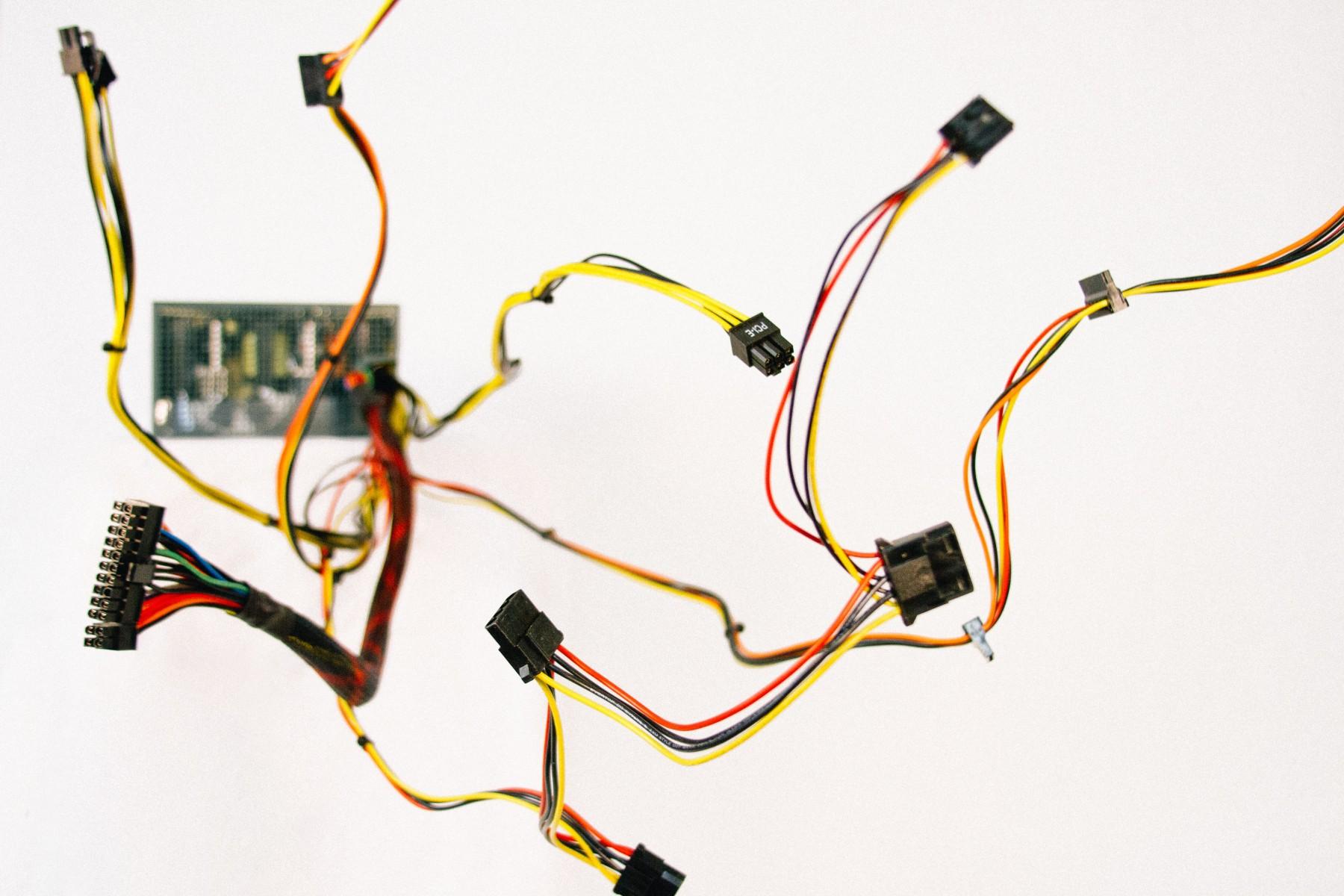 better wiring - Tim Kyle