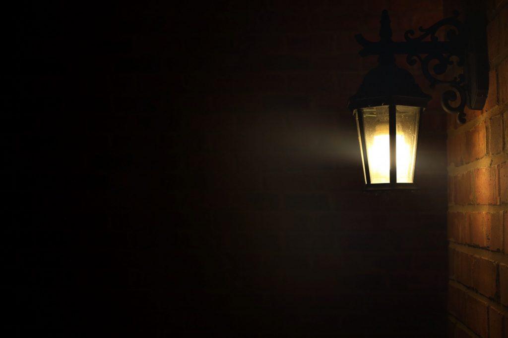 outdoor security lighting - Tim Kyle