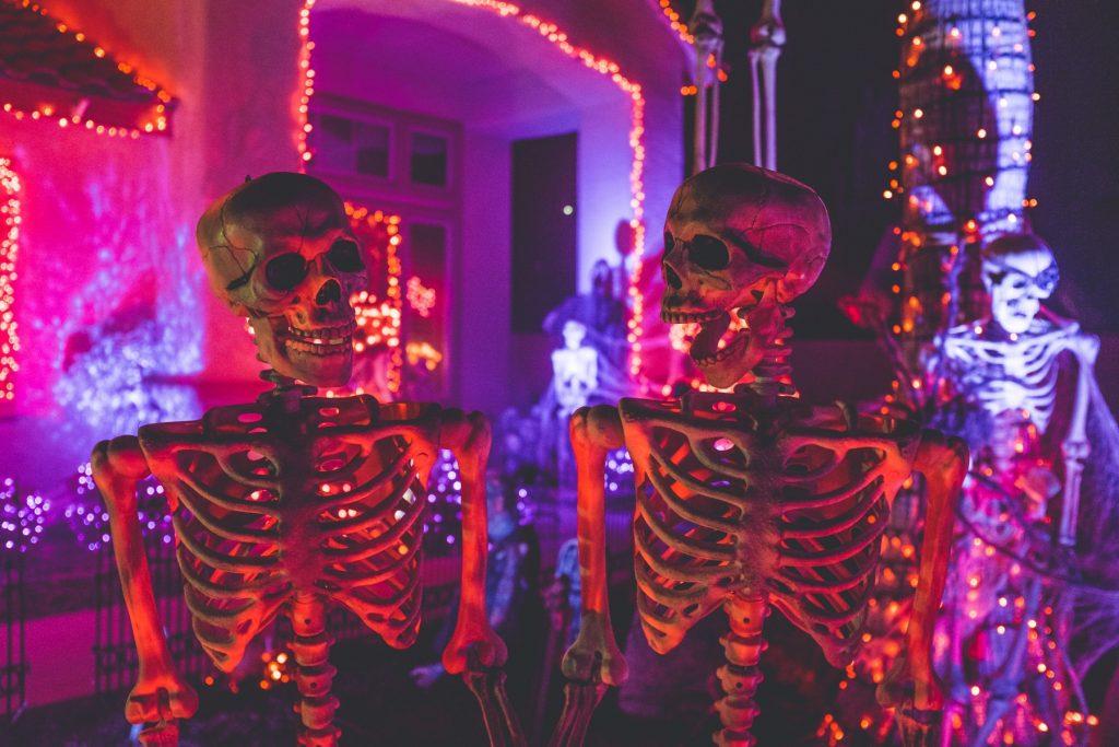 Halloween lights - Tim Kyle