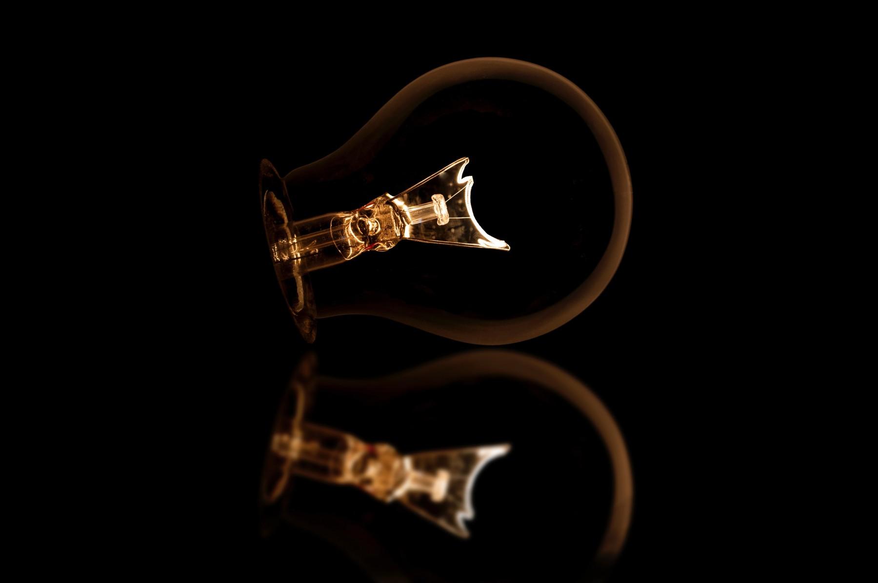 light bulb - Tim Kyle