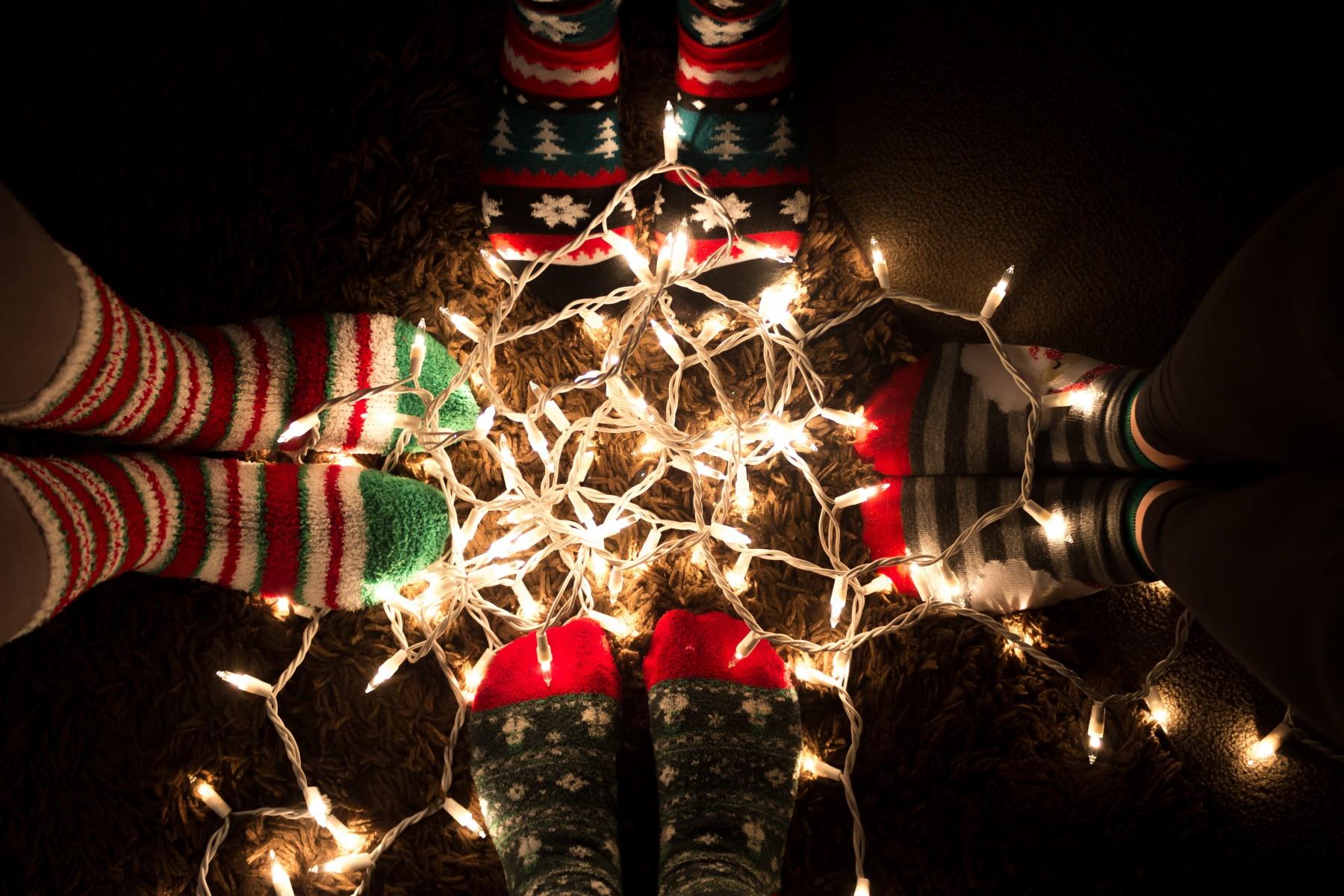 holiday lighting - Tim Kyle