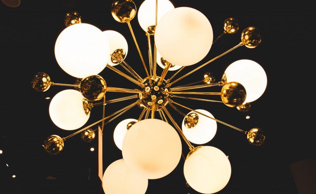 modern lighting - Tim Kyle