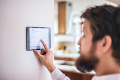 smart thermostat - Tim Kyle