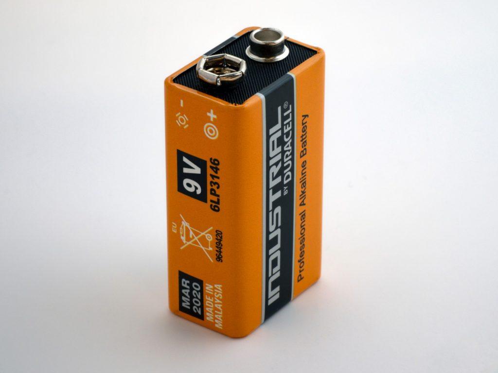 batteries - Tim Kyle