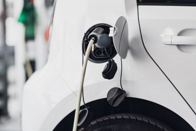 electric vehicle charging - Tim Kyle