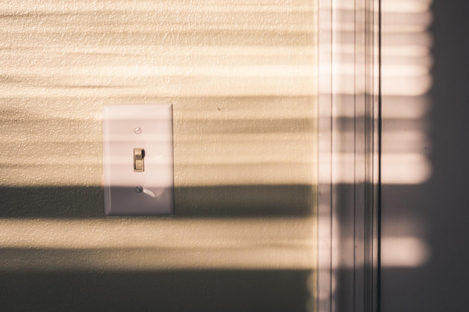 flickering lights - Tim Kyle