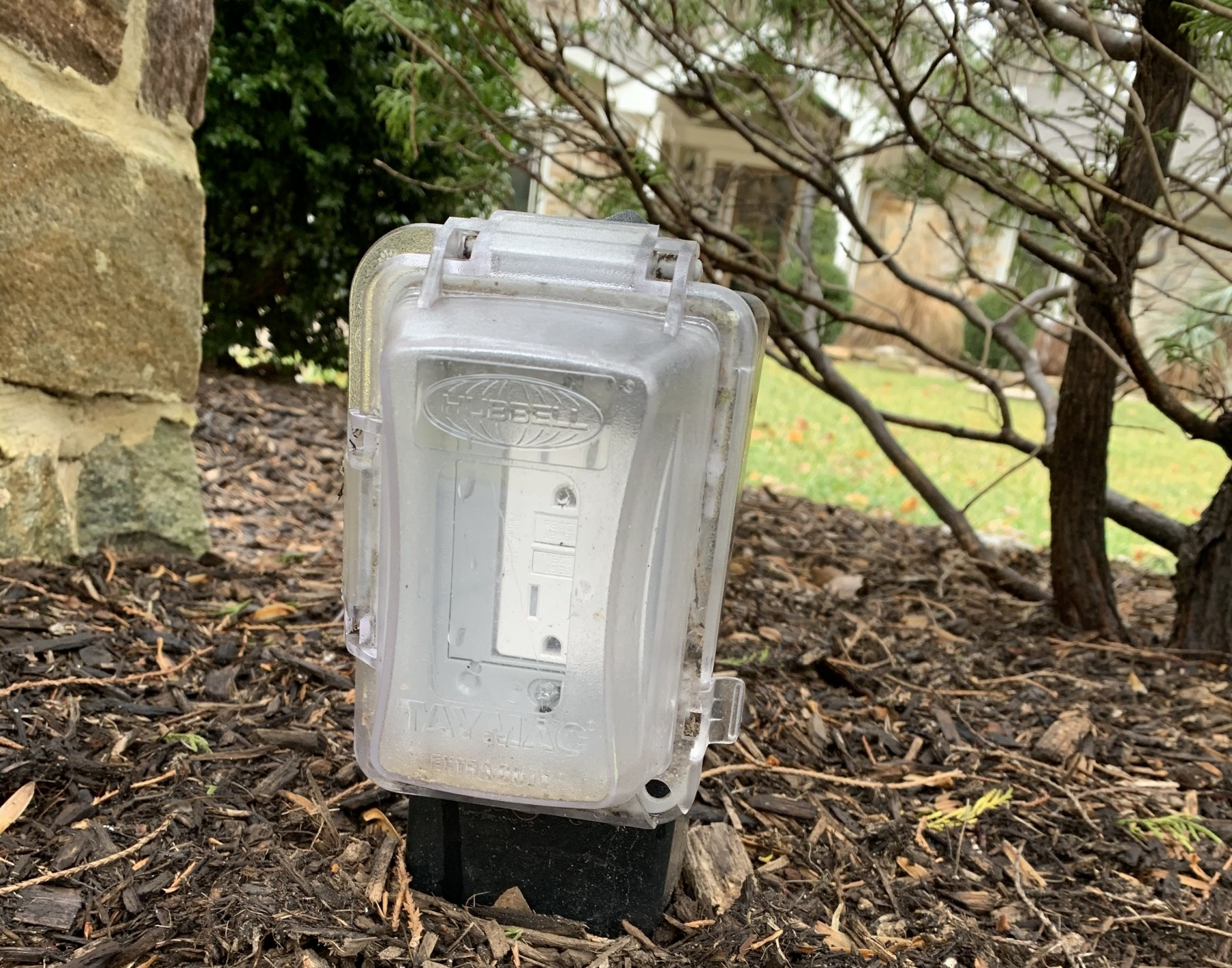 outdoor outlet - Tim Kyle Electric
