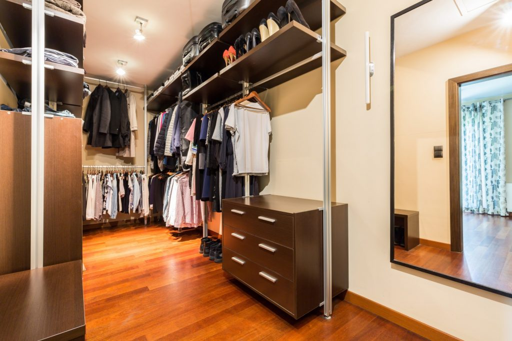 closet lighting - Tim Kyle Electric