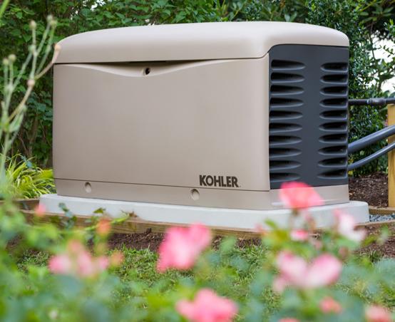 Home Generator - Tim Kyle Electric