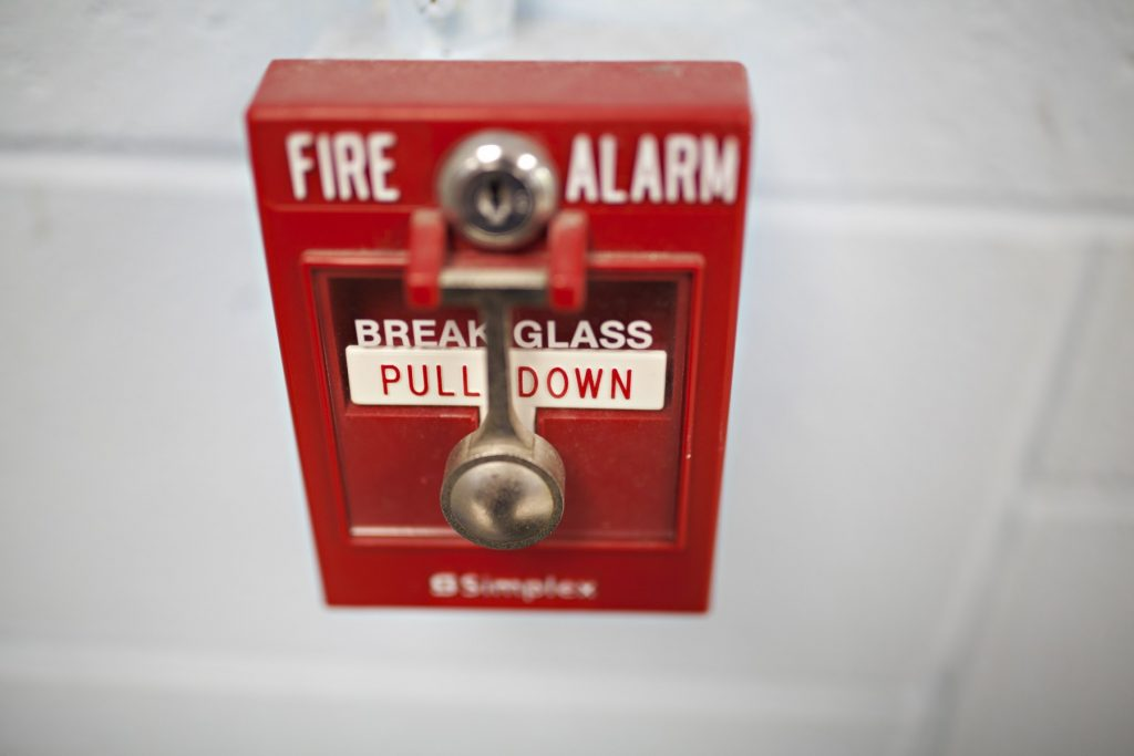 commercial fire alarm systems - Tim Kyle