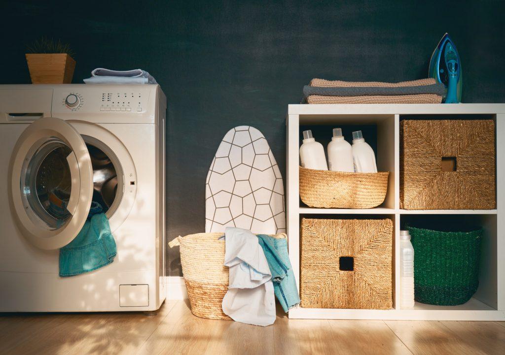 laundry room lighting - Tim Kyle