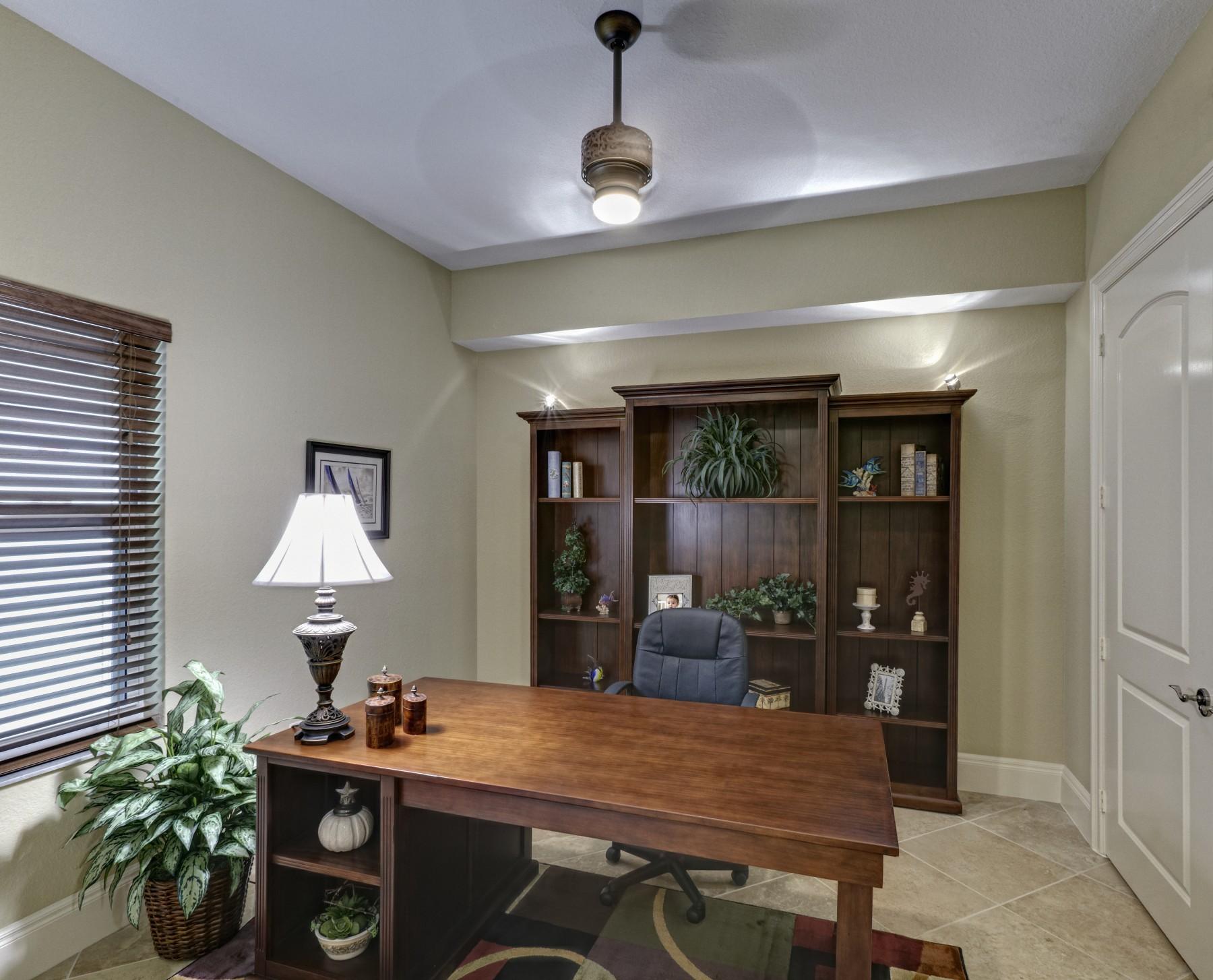 home office lighting - Tim Kyle