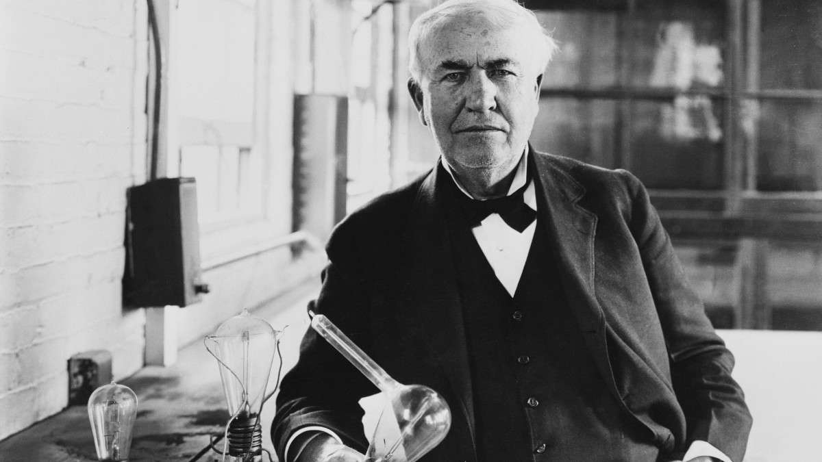 Thomas Edison - Tim Kyle