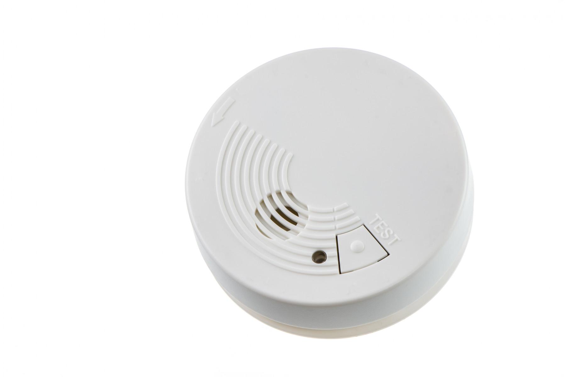 smoke detector repair - Tim Kyle