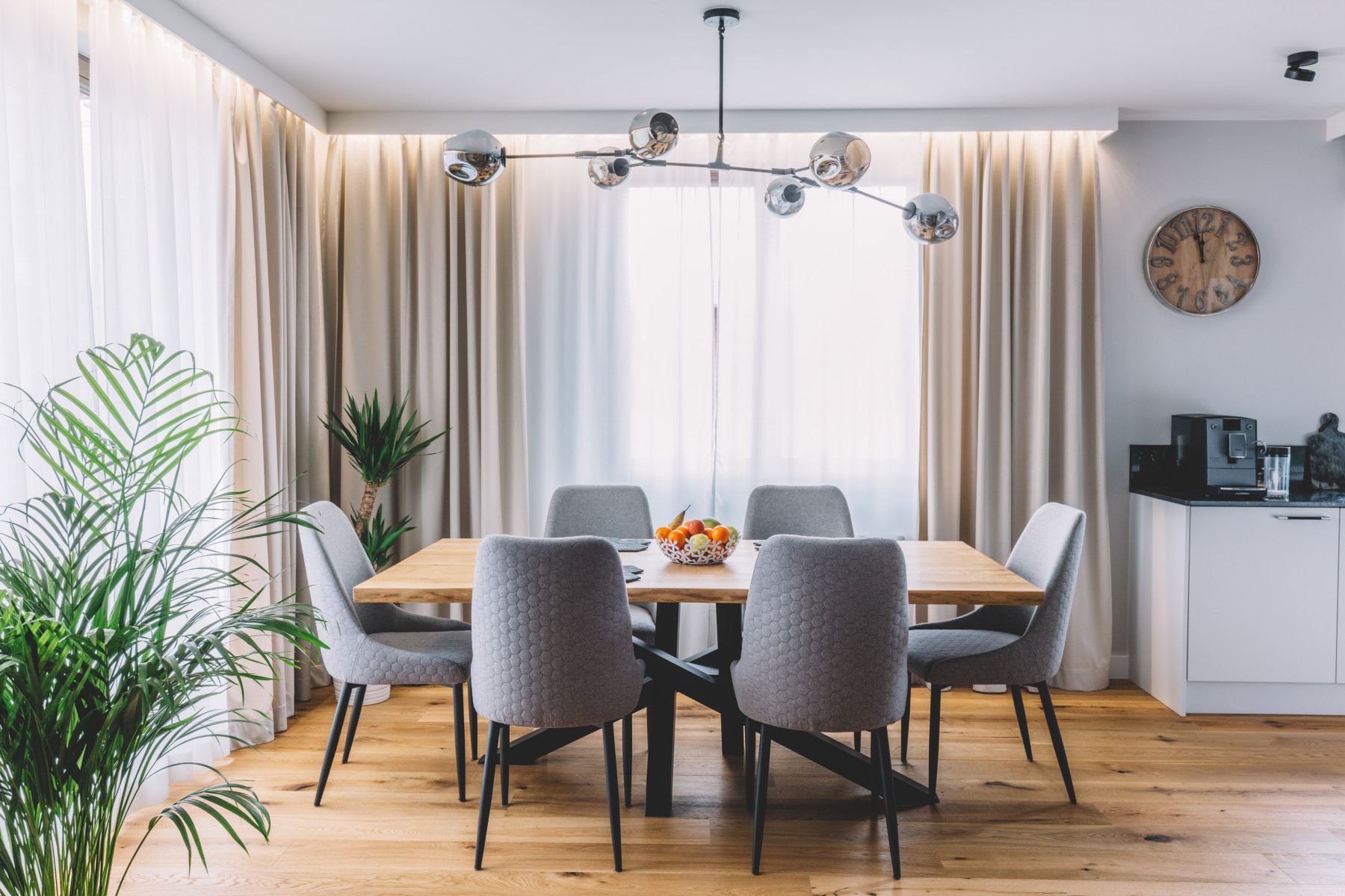 dining room lighting - Tim Kyle