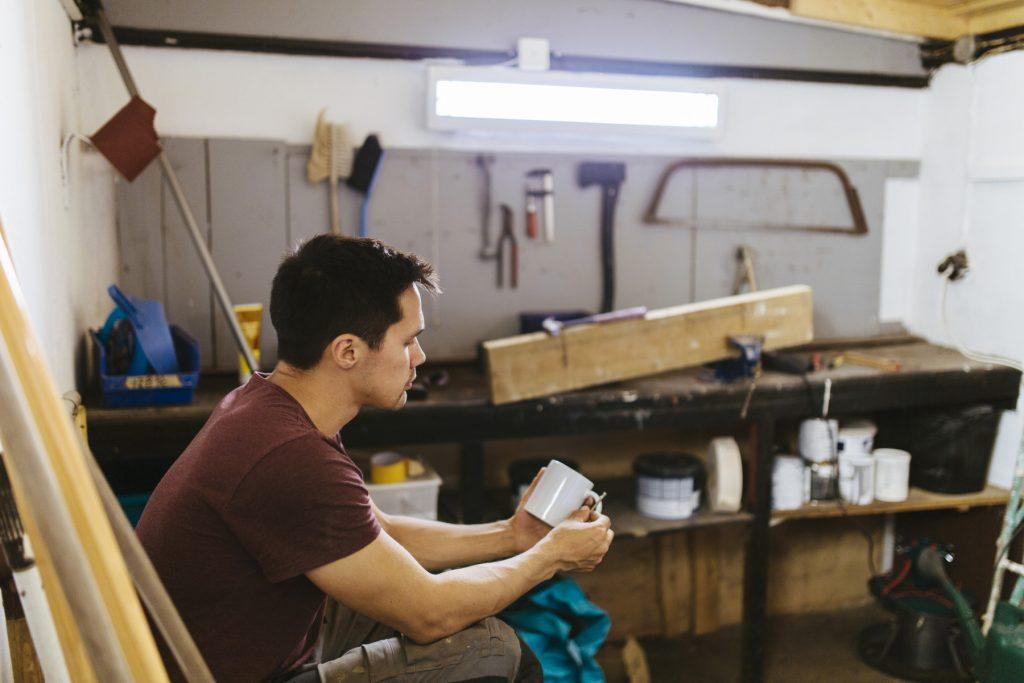 interior garage lights - Tim Kyle