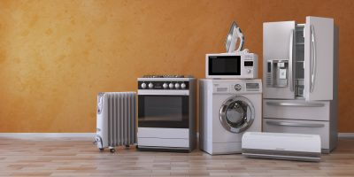 upgrading appliances - Tim Kyle
